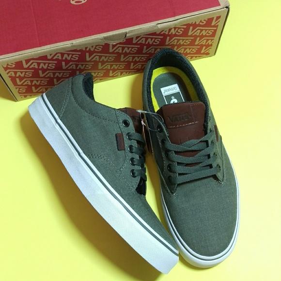 7819e94b0fb6 New Men s Vans Winston DX Sneakers